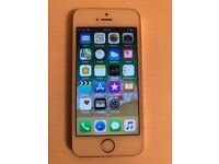 IPhone Se 16gb rose gold Vodafone great condition