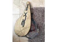 Wilson 3LX tennis racquet