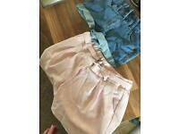 Age 3 girls shorts
