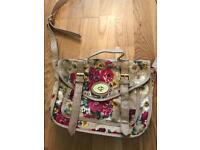 F&F beautiful Spring satchel handbag