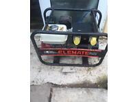Honda gx200 3.5kva petrol generator 110v 240v