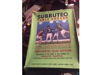Vintage Subbuteo continental club edition