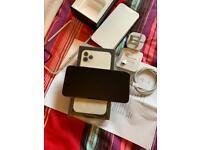 iPhone 11 Pro Max 64GB silver/white unlocked
