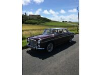 Rover p5b coupe '69