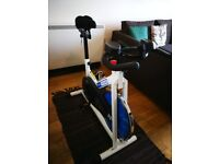 Pro Fitness Spin Exercise Indoor Bike