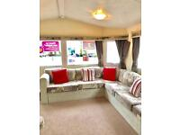 🌟CARAVAN AVAILABLE AT WEMYSS BAY WITH A CHOICE OF PITCHES🌟