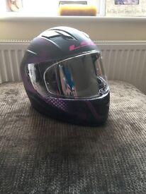 Brand new LS2 lux ff320 motorbike helmet