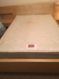 A good double mattress