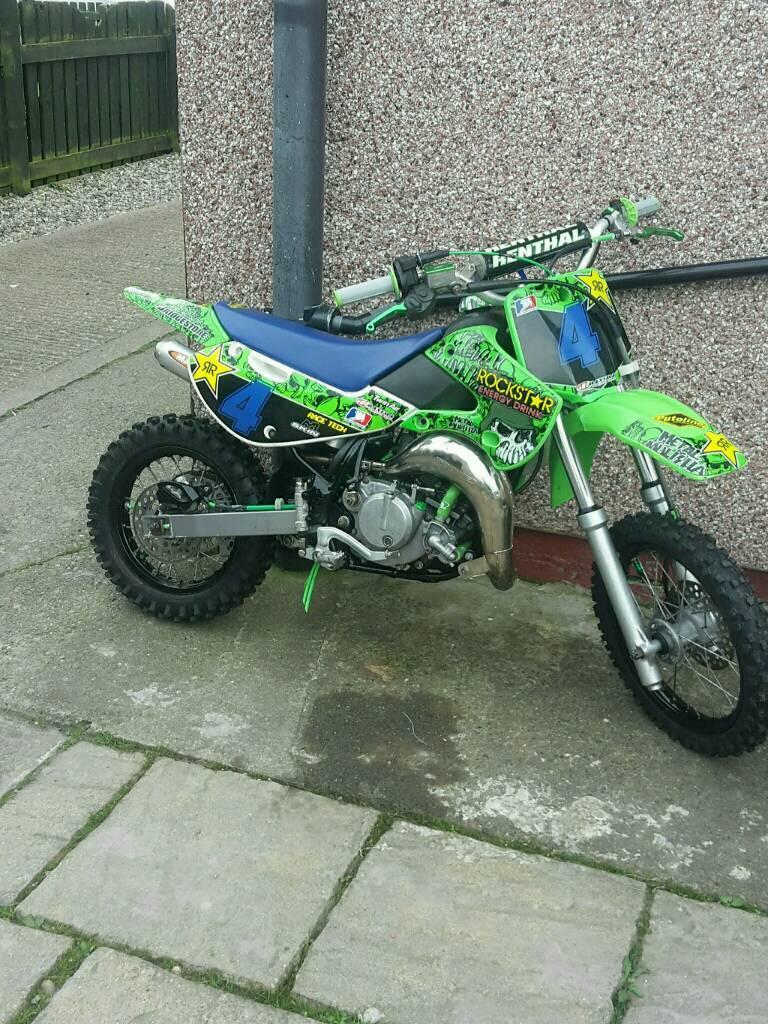 Kx65 not rm ktm kxf cr yz crf quad bike