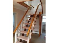wooden staircase for sale
