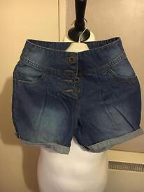 TU Denim Shorts