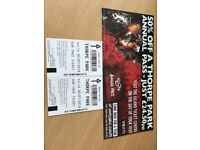 2 tickets to Thorpe Park tickets for 30th July 2018