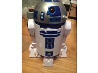 R2D2 remote control droid and star C3PO droid figure for sale  Stenhousemuir, Falkirk