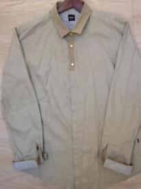 Addict lightweight jacket/shirt. Size large.