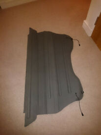 Ford Focus C-MAX (2003 - 2010) parcel shelf - grey