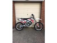YZF 250 SWAP FOR KTM (not CRF SXF KXF RMZ YZ)