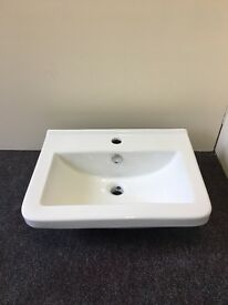 Bathroom Basin - Rectangular - 550mm x 400mm - ABI006