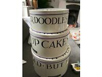 Toast and marmalade new tins x 3