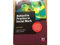 C. Knott & T. Scragg (2013) Reflective Practice in Social Work