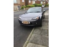 MX5 recent service, 2.0l, leather interior, MOT 'd until May 2018