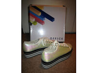 Office Electric stack shoes (New)