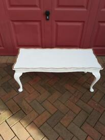 Shabby Chic Coffee Table