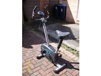 Vfit Exercise Bike with Electronic display MIDDLESBROUGH