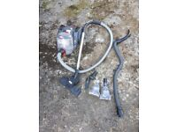 Vax cylinder vacuum cleaner for sale