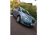 SEAT LEON MK2 2008 1.9 TDI BKC 5 SPEED MANUAL BREAKING LW5T