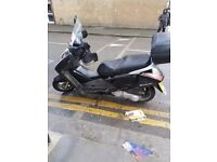 HONDA PANTHEON 125CC FOR SALE