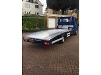 Mercedes Sprinter 313 recovery beavertail brand new body