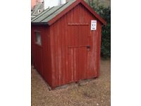 Garden shed/guinea pig or rabbit hutch