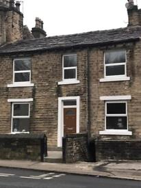 2 BEDROOM TERRACE TO LET , MANCHESTER RD /MILNSBRIDGE
