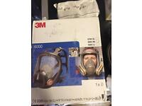 3m medium 6000 series breathing mask smart repair