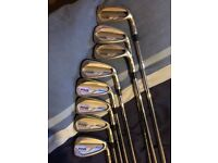 Ping I series irons 3-PW * used for 6 rounds*