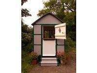 Hand Built BEAUTIFUL Play House/Garden Office Space etc