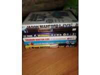 Comedy stand up Dvds