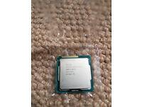 i5 3570k Processor including Stock Cooler and Original Box