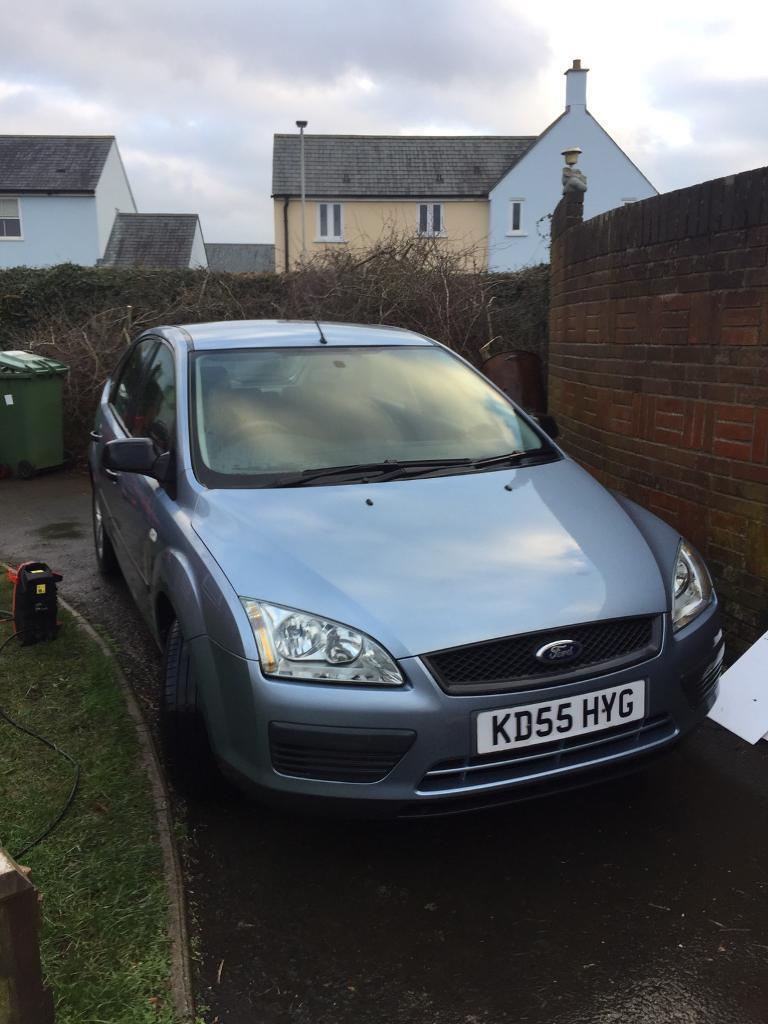 Ford Focus 1.6 petrol *NOW SOLD*