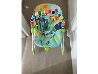 Baby bouncy chair. In lovely condition.