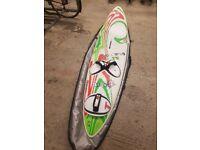 Windsurf Board Tabou da Curve Windsurfing