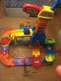 VTech Toot Toot Construction Site . RRP £80