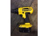 Dewalt DC728 drill driver 14.4v