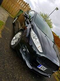 Ford Fiesta 1.0L Ecoboost Zetec S 125ps black