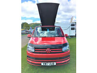 VW T6 204ps T30 Highline Campervan Only done 3,315 miles like new only selling due to moving aboard.