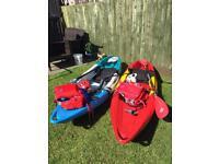 Nomad feelfree kayaks