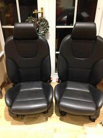 Ford mondeo / focus St Recaro leather seats