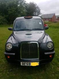 London Taxi LTI TX4 Bronze Auto