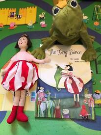 Princess and the frog bundle
