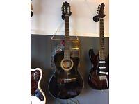 Ibanez Electro Acoustic Guitar GA35TCE £150